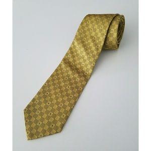 Giorgio Armani  Men's Tie gold